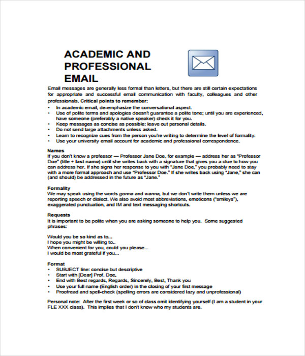 Email Templates   Free Word Pdf Documents Download