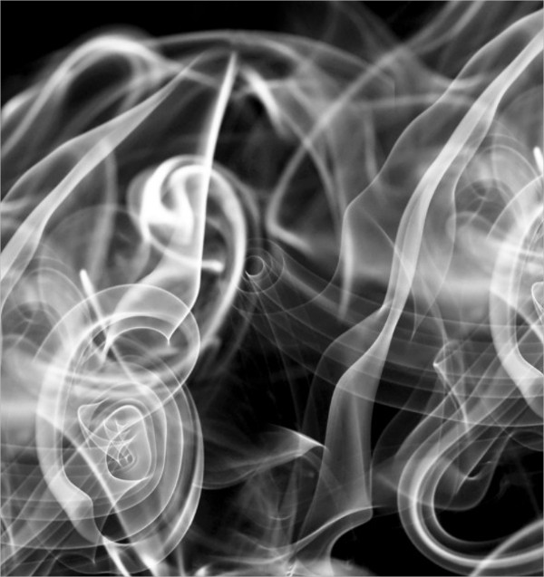 Realistic Smoke Photoshop Brushes