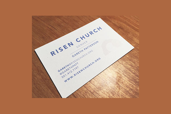 25  church business card templates