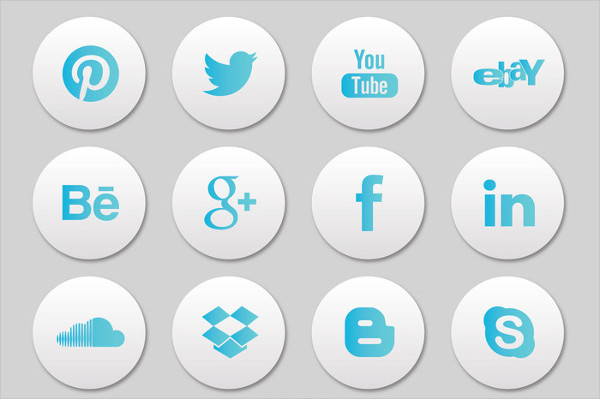 Social Media Vector Icon Free Download