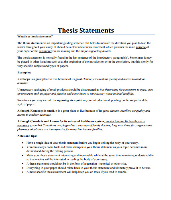 English Extended Essay Topics Thesis Statement Template Argumentative Essay Examples High School also Obesity Essay Thesis Statement Templates   Free Word Pdf Documents Download Health Essay Writing