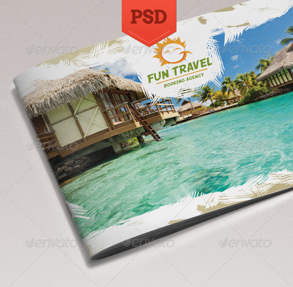25 travel brochure templates free premium download for Fun brochure templates