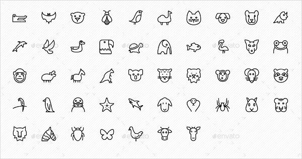 Vector Responsive Design Icons