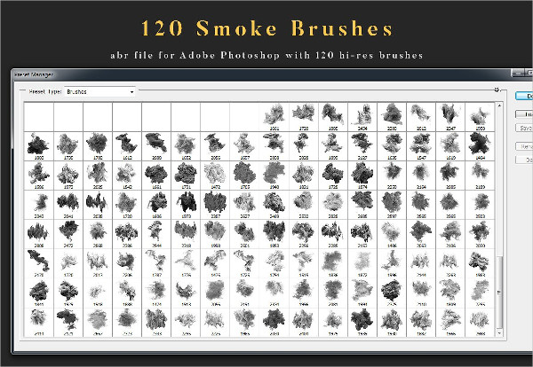 Amazing Smoke Effects for Designs