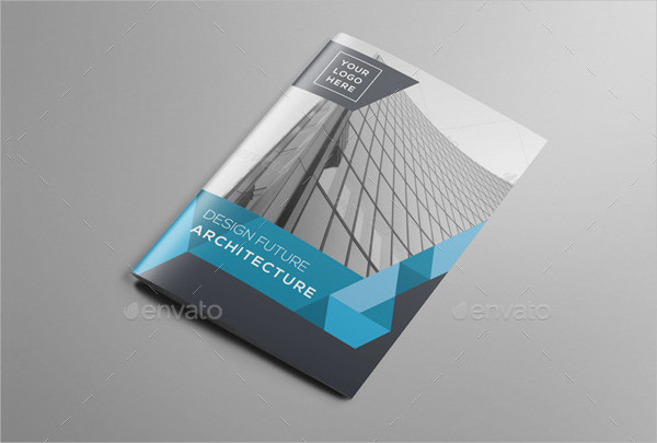 Architecture Advertising Brochure Template