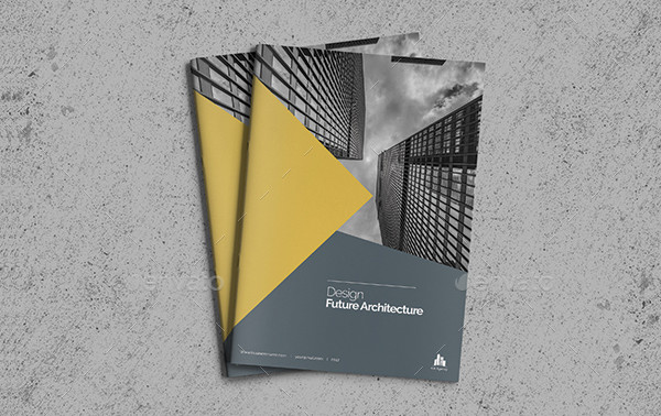 Best Architecture Brochure Indesign Template