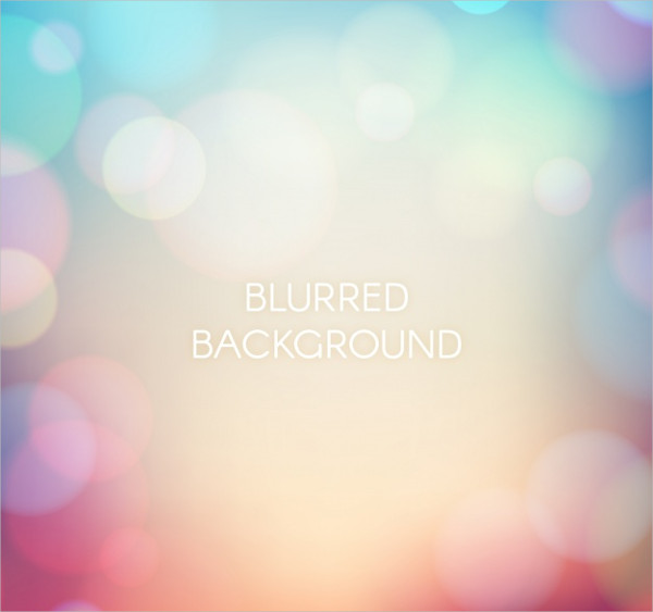 Free Blurred Background In Blue & Pink Tones