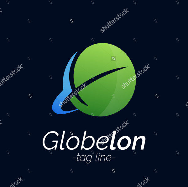 World Corporate Business Logo Template