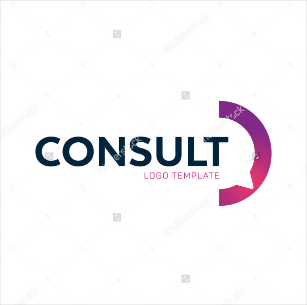 Consulting Agency Logo Template