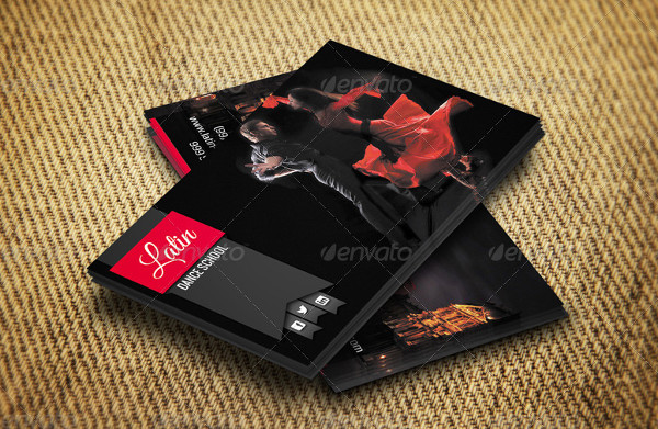 Dance studio business cards gallery business card template 29 school business card templates free premium download dance school business cards colourmoves gallery colourmoves