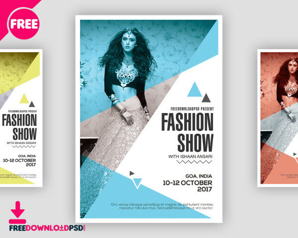 31 fashion flyer templates free premium download for Fashion flyers templates for free