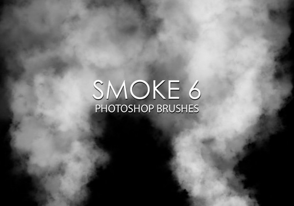 Free Smoke Effect Brushes
