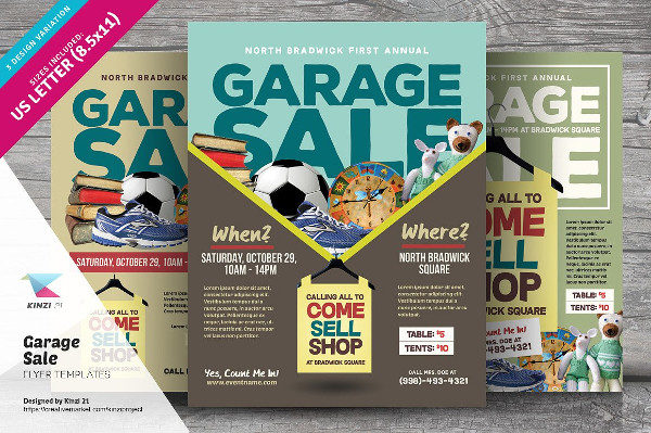 Wonderful Design Garage Sale Flyers