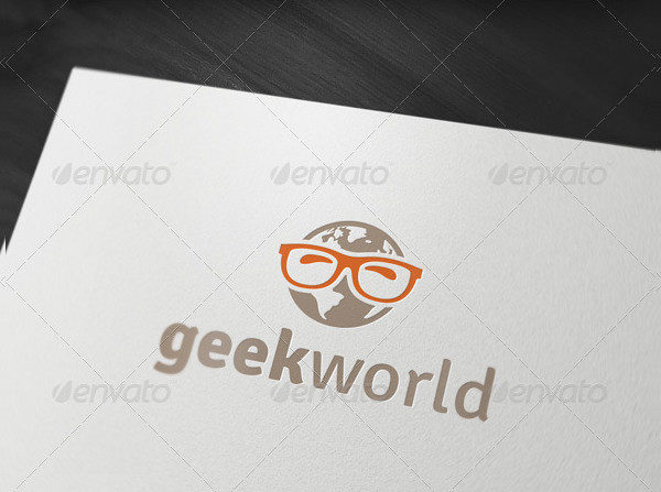 Science Enthusiast Logo Template