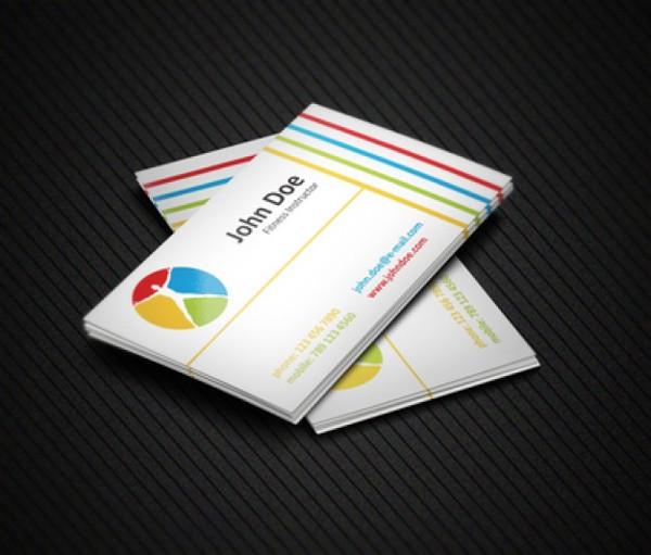 25+ Fitness Business Card Templates - Free & Premium Download