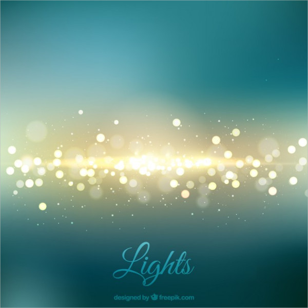 Blurred Lights Backgrounds Free