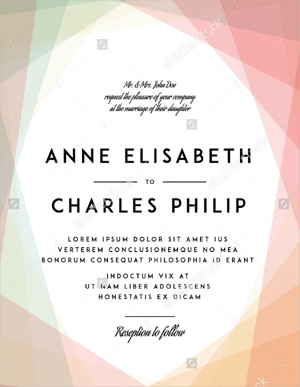 Anniversary Invitation Templates  Free  Premium Download