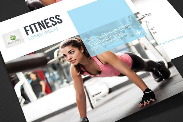 Personal Training Brochure Examples