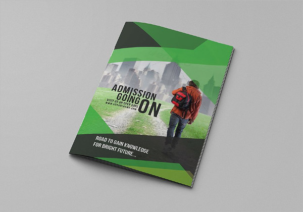 School Education Bi-Fold Brochure