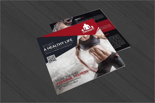 Square Fitness Brochure
