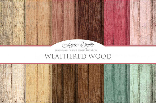 Weather Wood Texture