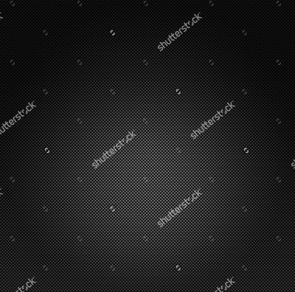 High Detailed Realistic Carbon Fiber Background