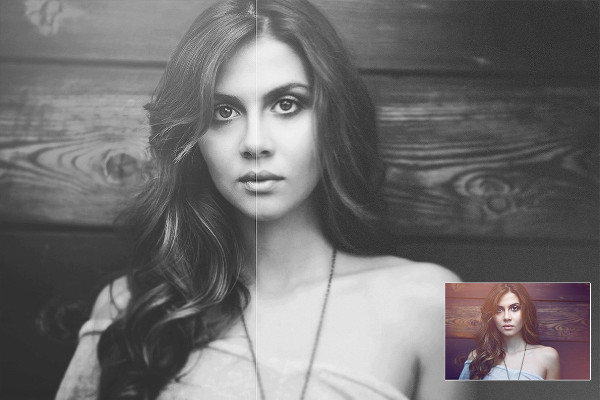 3 Best Charcoal Photoshop Actions