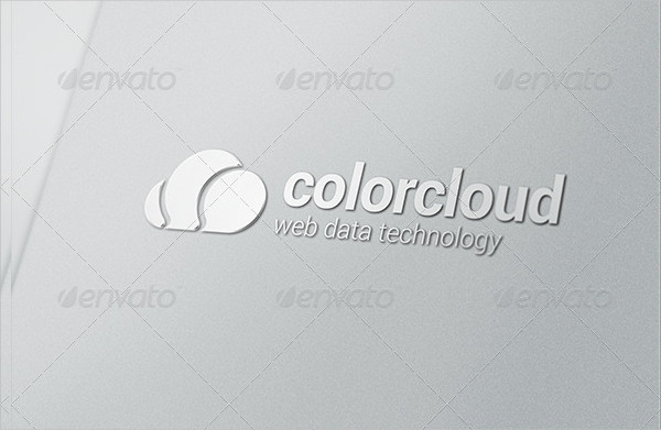 Cloud Computing Logo Bubble Chat