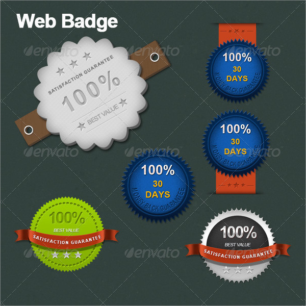 Dark Web Badges