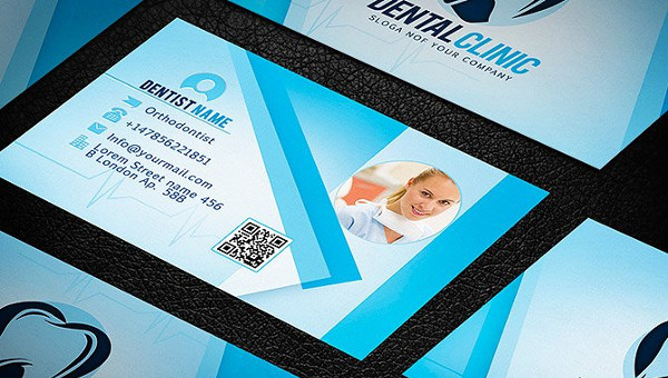 Dental Business card