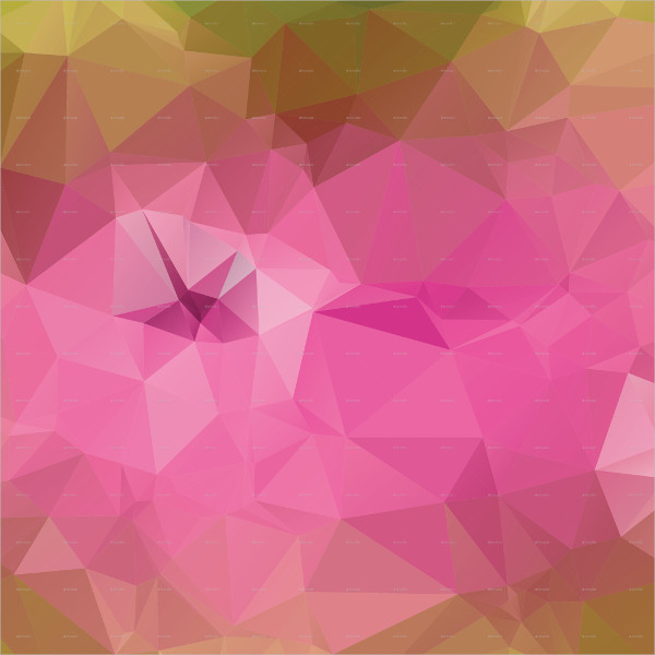 Minimal Polygon Background