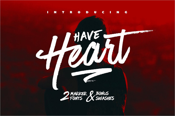 Have Heart Font in Graffiti Style