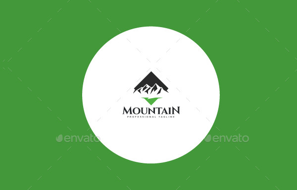 Mountain Logo for Business