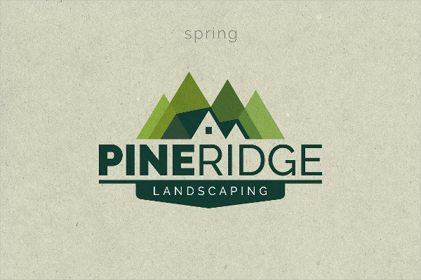 Landscaping Logo Template