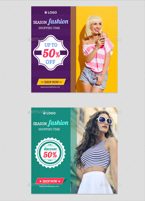 Multipurpose Instagram Banners