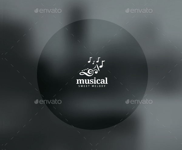 Best Musical Logo Template