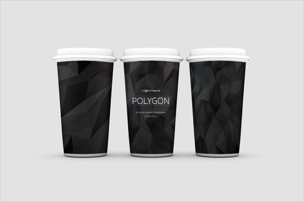 Polygon Dark Backgrounds