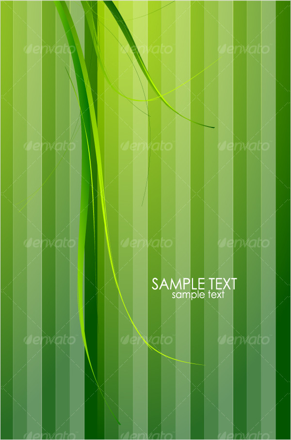 Green Grass & Green Stripes Backgrounds