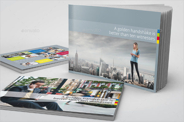 Technology Brochure Templates Free Premium Download - Horizontal brochure template