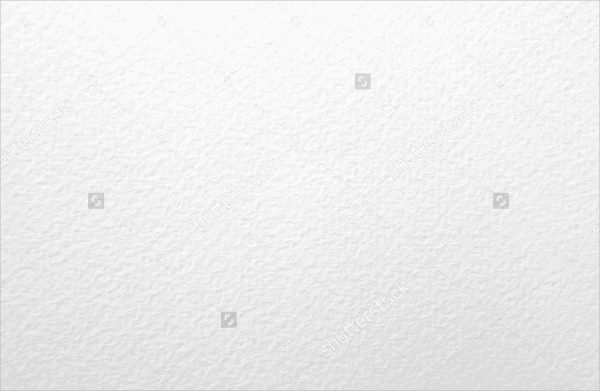 Watercolor Paper Vector Texture
