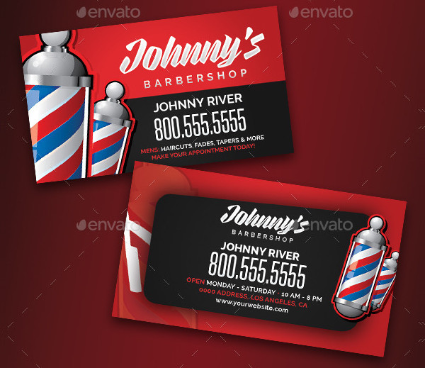 Barber flyer gidiyedformapolitica 23 barber business card templates free premium download wajeb Images