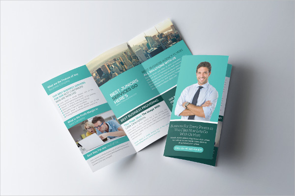 Insurance Brochure Templates Free Premium Download - Consulting brochure template
