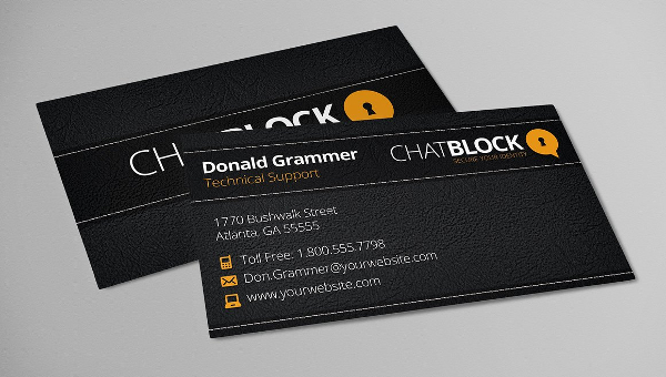 Leather Business Card Templates PSD AI EPS Format Download - Business card templates ai