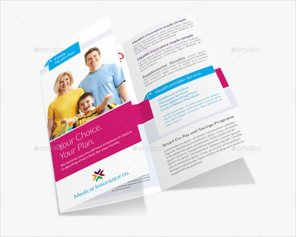 21 insurance brochure templates free premium download for Insurance brochure template