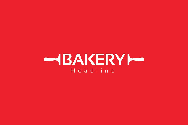 Professional Bakery Design Logo Template