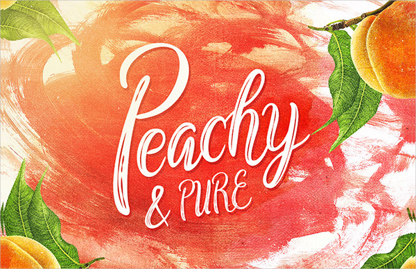 Peachy & Pure Summer Fonts