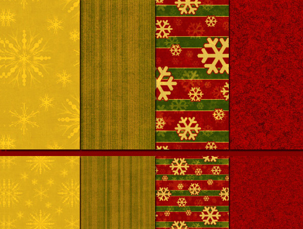Traditional Christmas Patterns