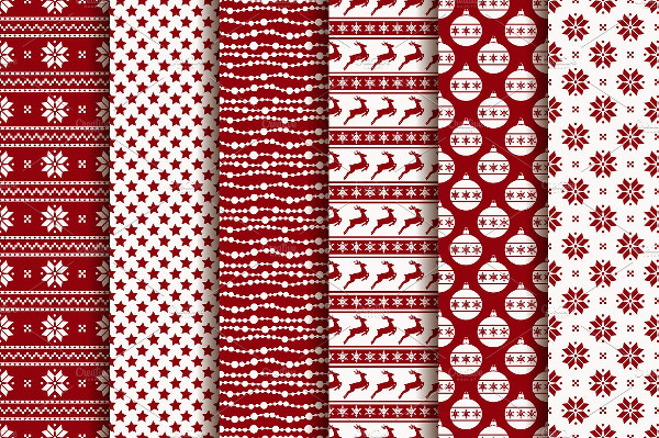 Amazing Christmas Pattern