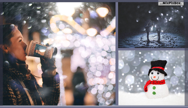 Big Christmas Photoshop Actions Bundle