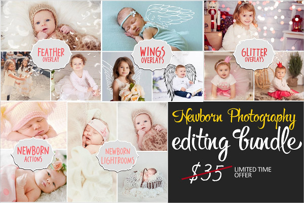 Perfect Christmas Photoshop Actions Bundle